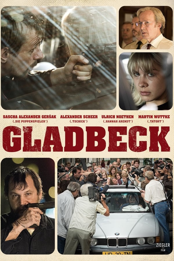 Gladbeck : Un hold-up sans précédent Saison 1 En Streaming