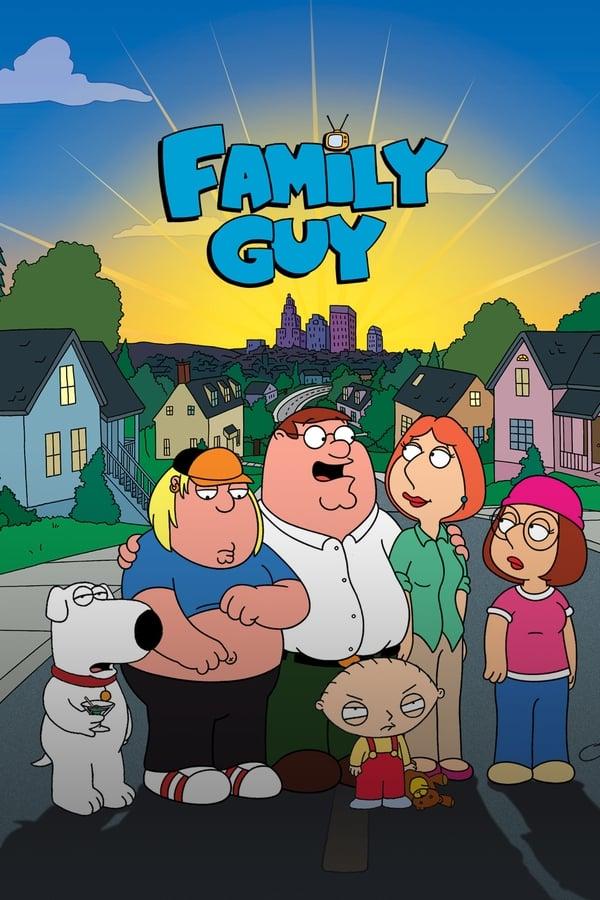 Family Guy – Familia mea dementă (1999)