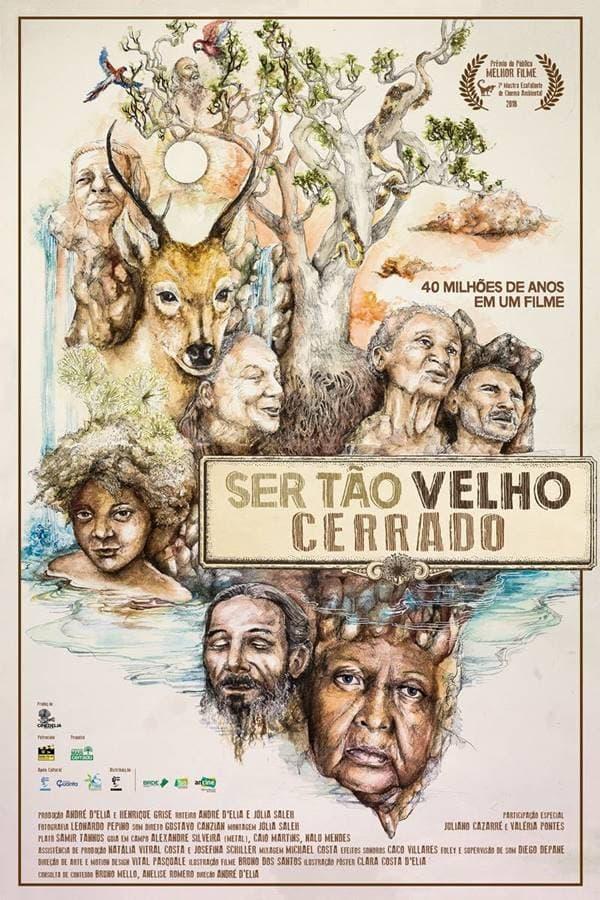 Ser Tão Velho Cerrado poster, capa, cartaz