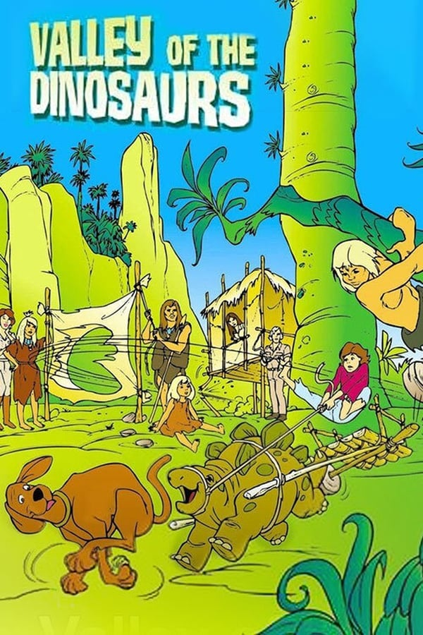 O Vale Dos Dinossauros