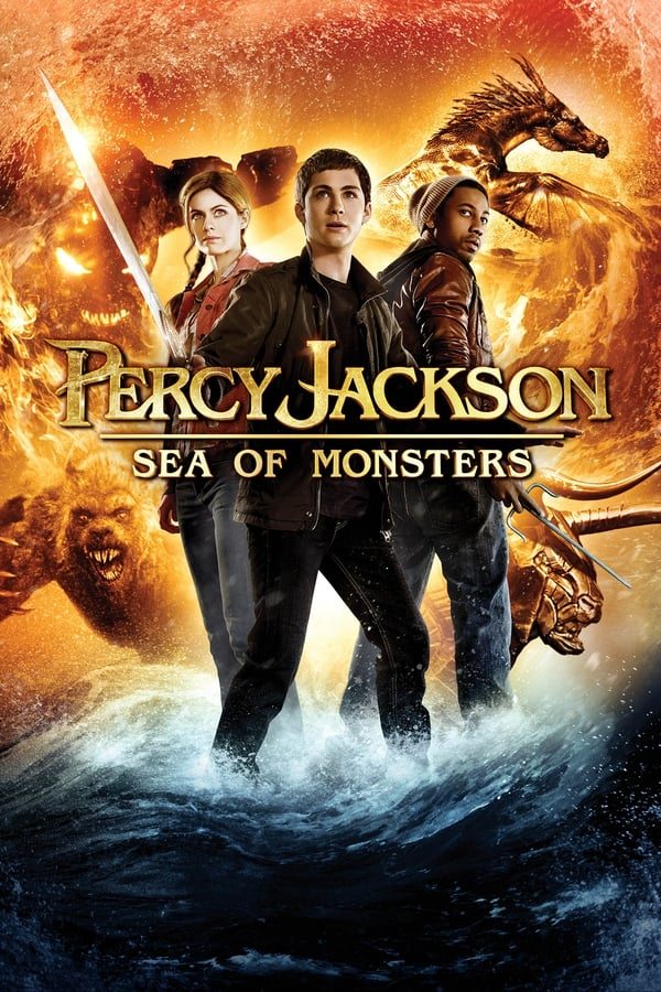 |FR| Percy Jackson Sea of Monsters