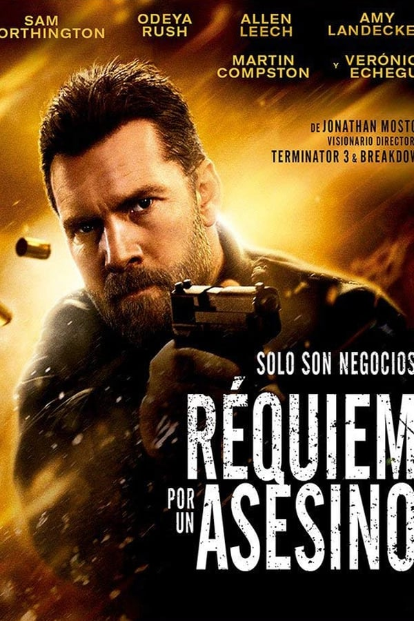 Réquiem por un asesino (The Hunter's Prayer)