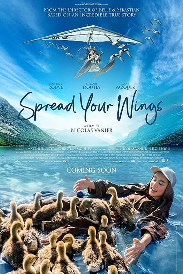  FR  Spread Your Wings