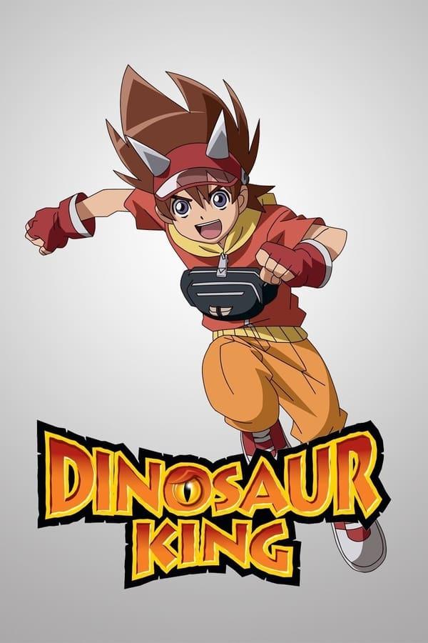 Assistir Dinossauro Rei (Dinosaur king) Online