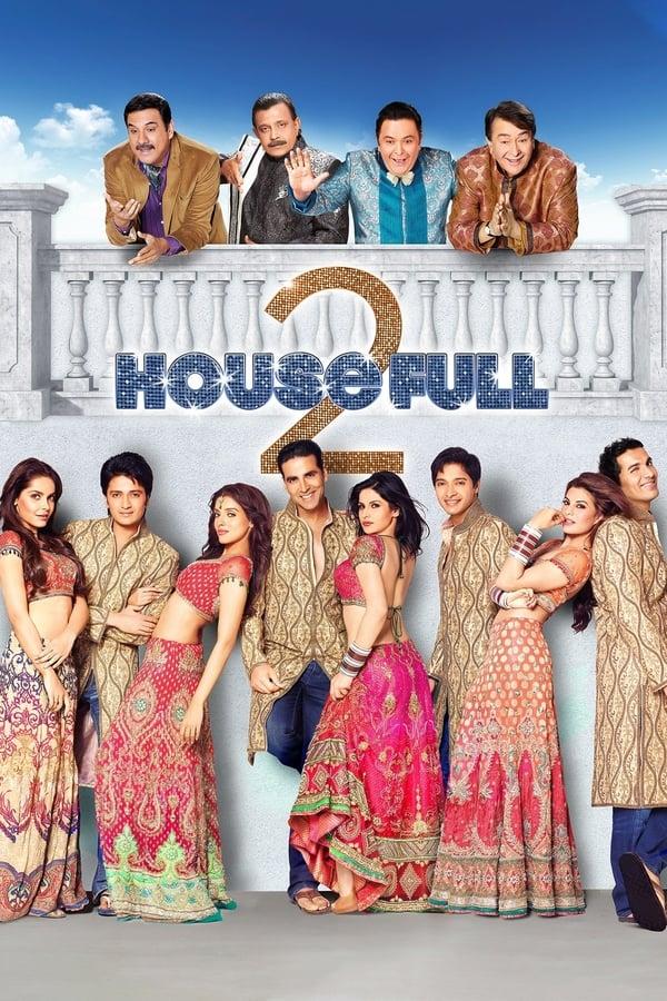 Housefull 2 | 2012 | Hindi | 1080p | 720p | WEB-DL