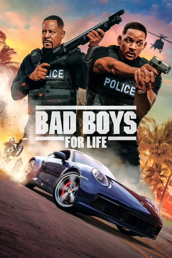 Bad Boys for Life (2020) English  – Hindi Cleaned HD