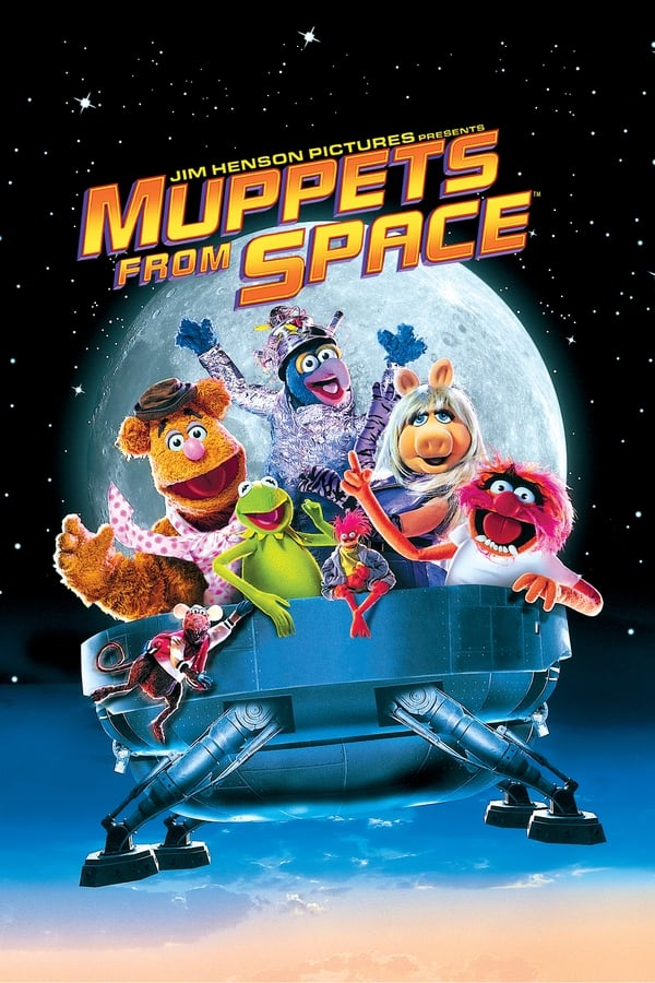 Muppets from Space (1999) REMUX 1080p Latino – CMHDD