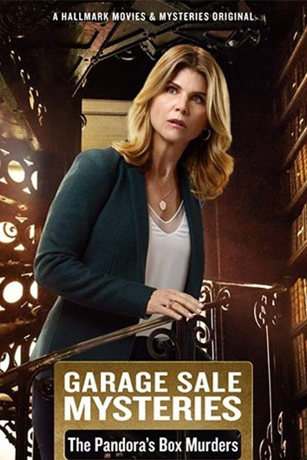 Garage Sale Mystery: The Pandora's Box Murders