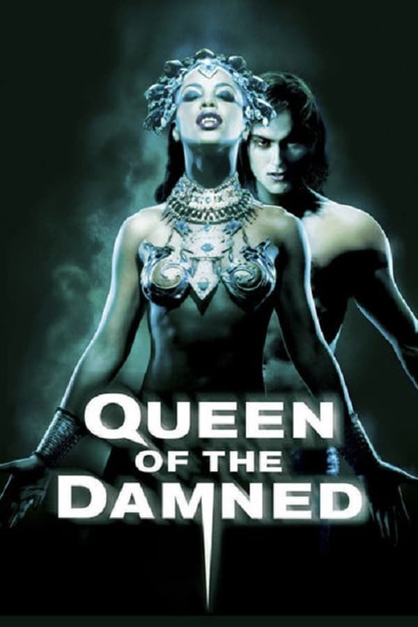 დაწყევლილთა დედოფალი / Queen of the Damned ქართულად