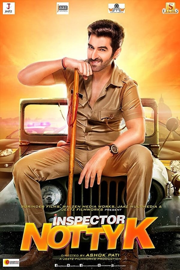 Inspector Notty K (2018) Bengali 720p WEB-DL x265 AAC 700MB