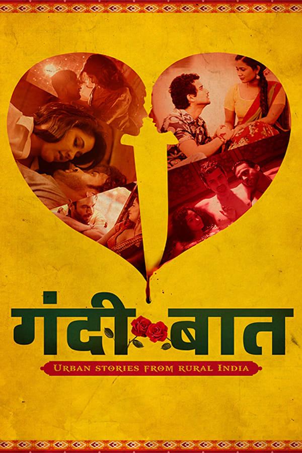 Gandii Baat S01 Hindi | x265 WEB-Rip HEVC | 720p | 1.30 GB | Download | GDrive | Direct Links