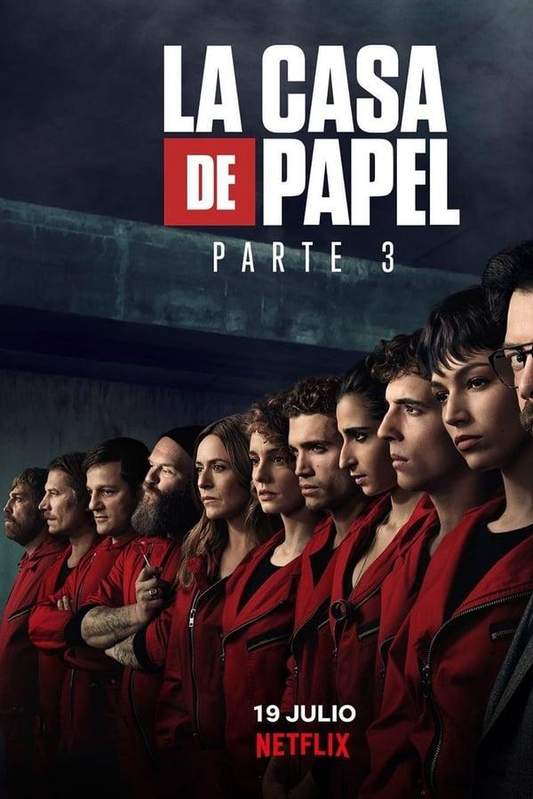 La Casa de papel saison 3 épisode 8