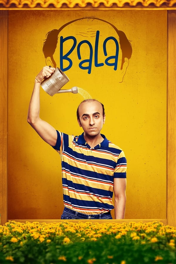 Bala (2019) Hindi | x264 WEB-DL | 1080p | 720p | 480p | Download Bollywood Movies | Watch Online | GDrive | Direct Links