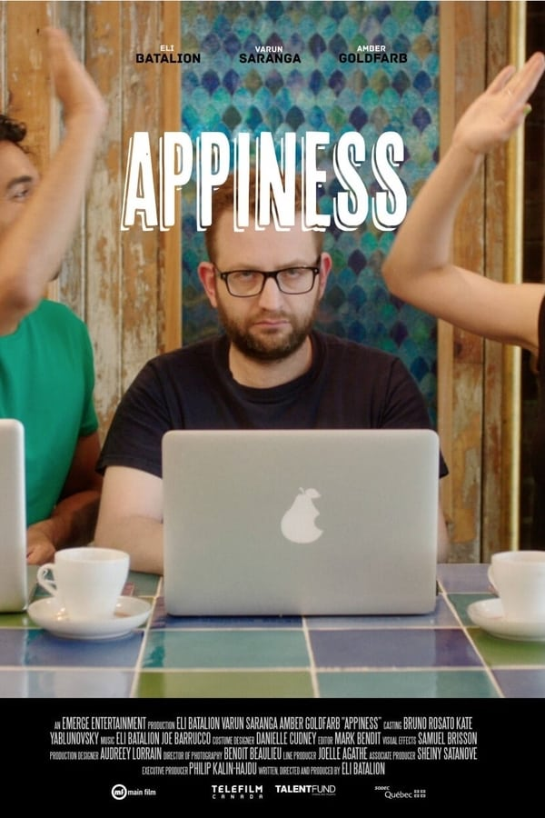 Appiness (2018) English 1080p | 720p | WEB-DL | 3.2GB, 1.6GB, 800MB | Download | Watch Online | Direct Links | GDrive