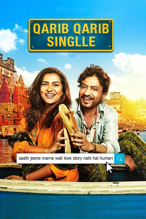 Qarib Qarib Single (2017) Hindi | x264 WEB-DL | 1080p | 720p | 480p | Download | Watch Online | GDrive | Direct Links