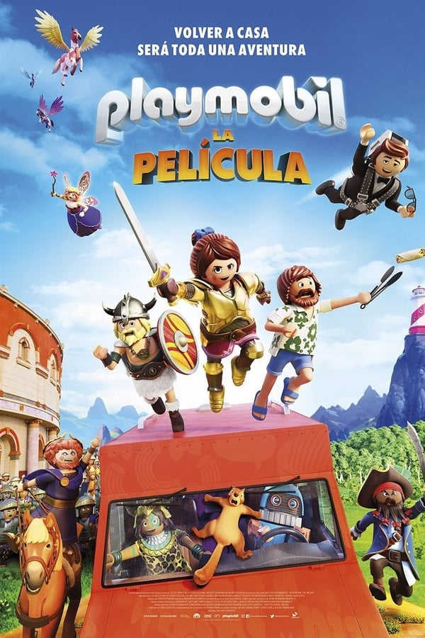 Imagen Playmobil: La Película