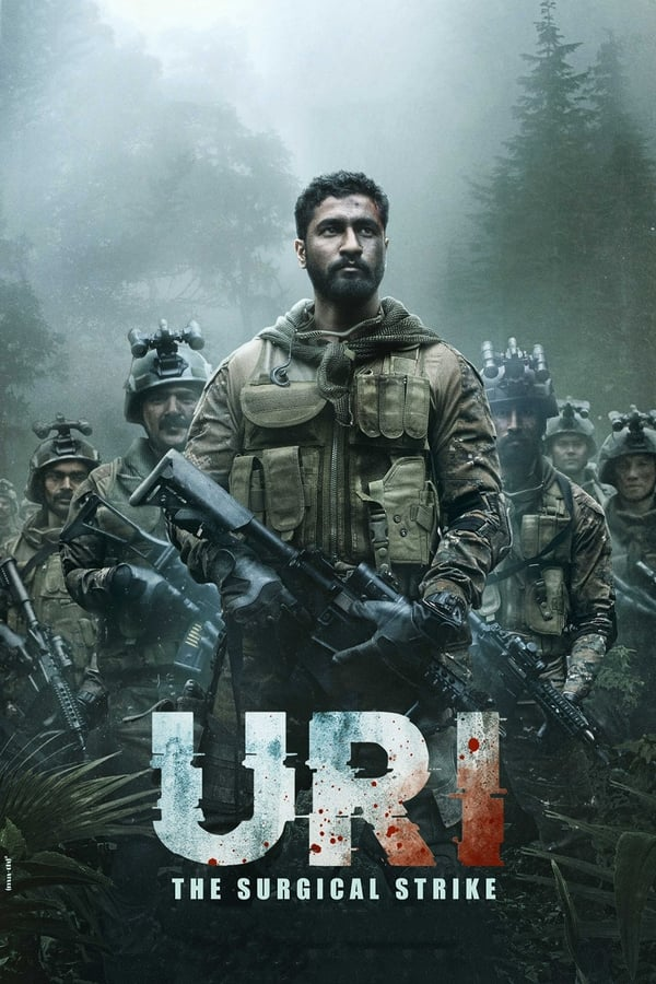 Uri: The Surgical Strike (2019) Hindi 1080p | 720p | WEB-DL | 1.35 GB, 1.05 GB | Download | Watch Online | Direct Links | GDrive