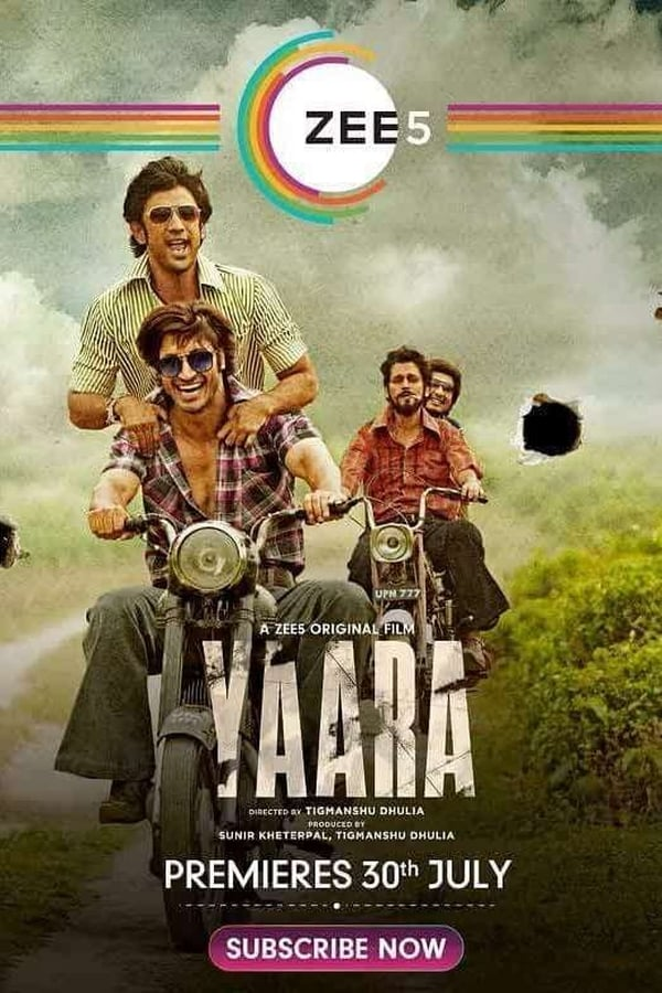 Yaara (2020) Hindi | x264 Zee5 WEB-DL | 1080p | 720p | 480p | Download | Watch Online | GDrive | Direct Links