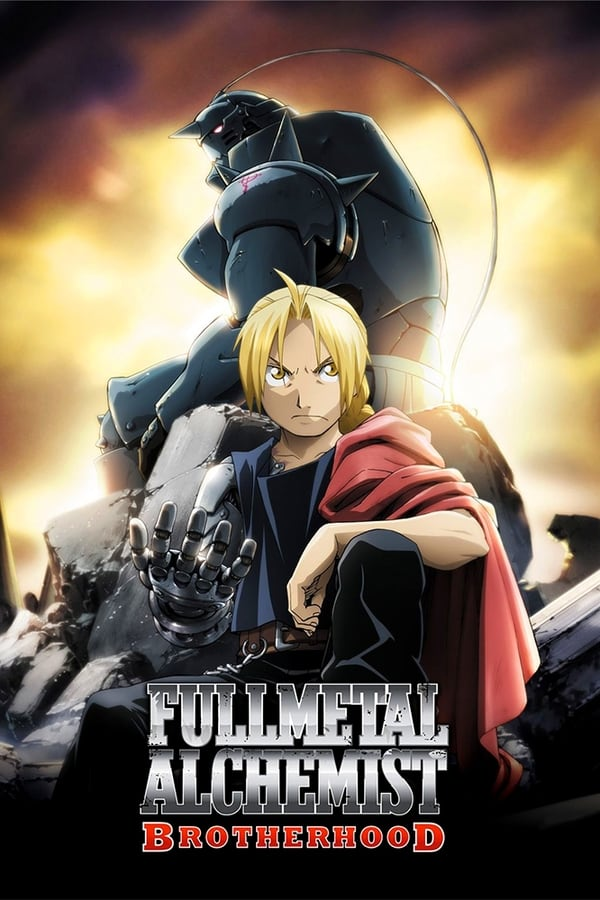 Assistir Fullmetal Alchemist: Brotherhood Online