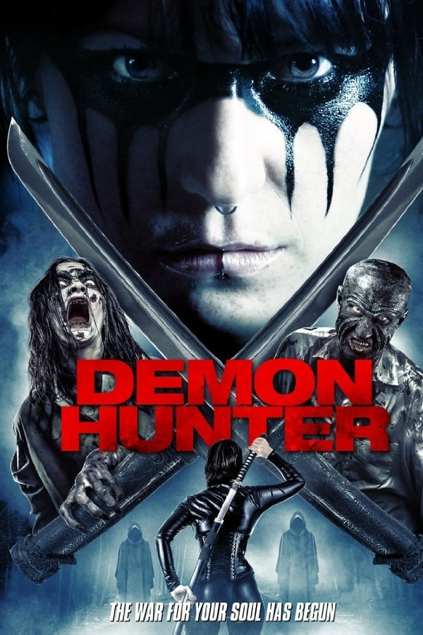 Demon Hunter (2016) Hindi + English [Dual Audio] 720p WEB-DL | 770 MB | Download Hindi Dubbed Movie | Watch Online | Direct Links | GDrive