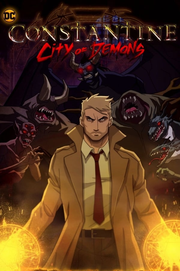 Constantine: City of Demons - Season 1