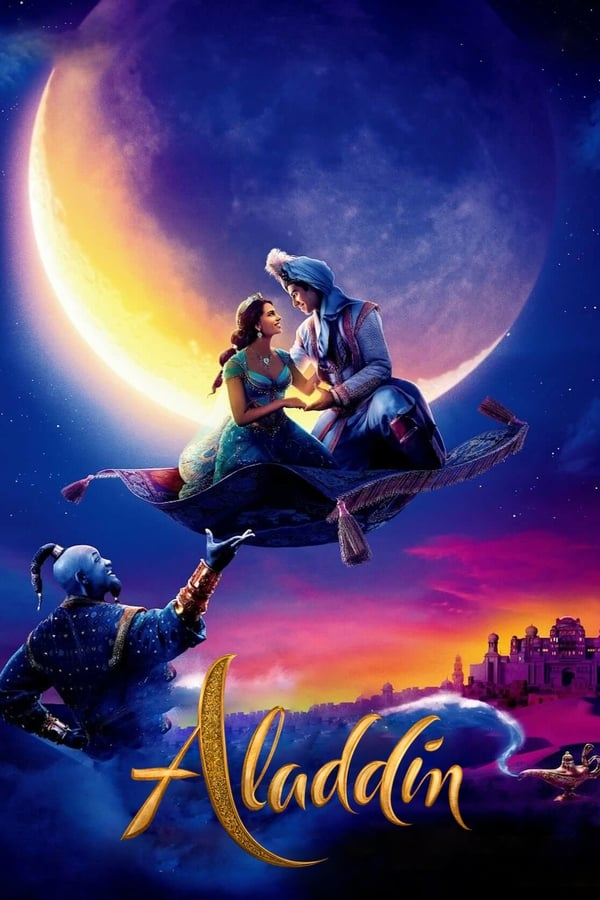 Aladdin (2019) Hindi + English [Dual Audio] 1080p | 720p | Blu-Ray | 2.3GB, 1.4GB | Download | Watch Online | Direct Links | Multi Links