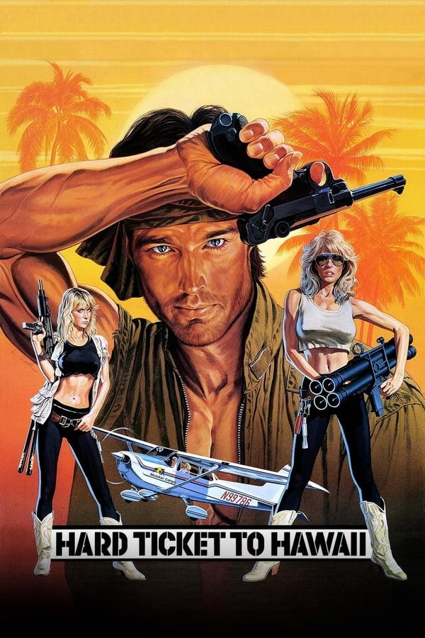 Hard Ticket To Hawaii (1987) Dual Audio | x264 Blu-Ray |  720p | Adult Movies | Download | Watch Online | GDrive | Direct Links