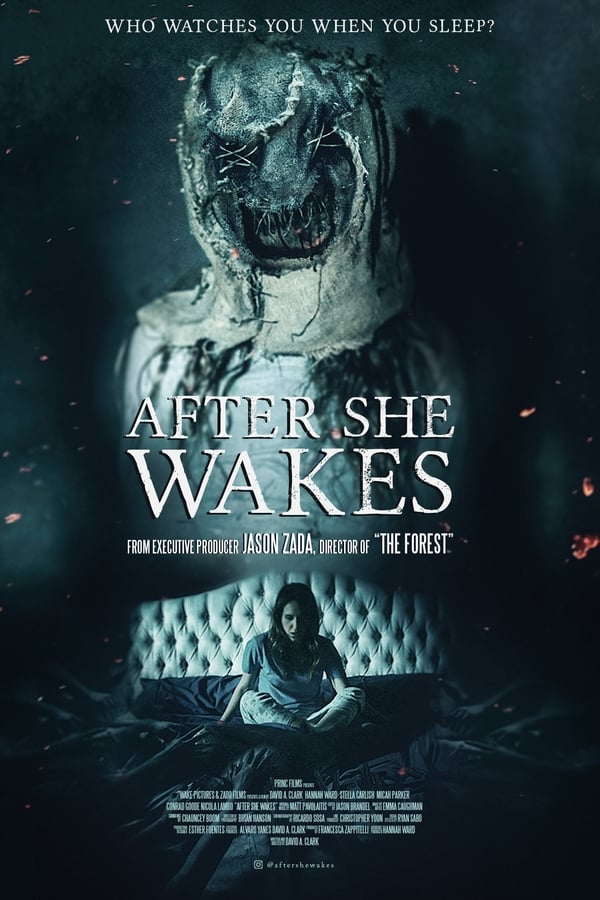 After She Wakes (2019) English Full Movie 1080p WEB-DL | 720p |  1.2 GB , 700 MB | Download | Watch Online | Direct Links | GDrive