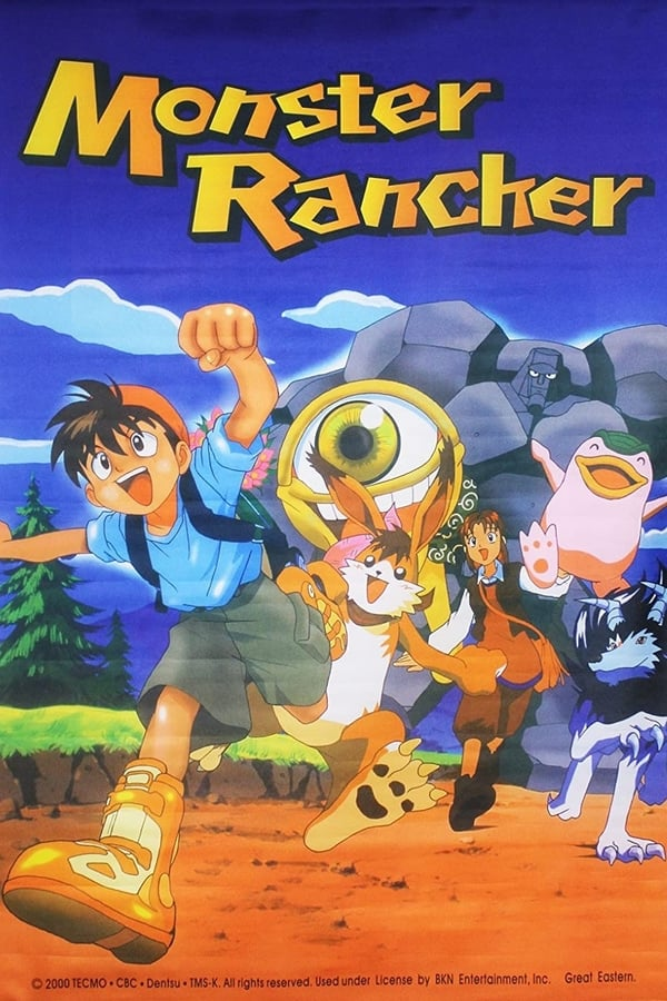 Assistir Monster Rancher Online