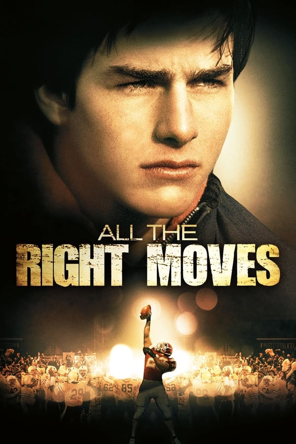 All the Right Moves (1983) Poster