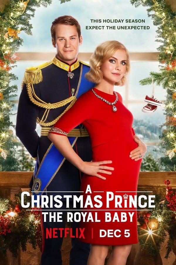 Imagen Un Príncipe de Navidad: Bebé Real