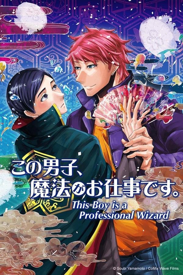 Assistir Kono Danshi, Mahou ga Oshigoto Desu Online