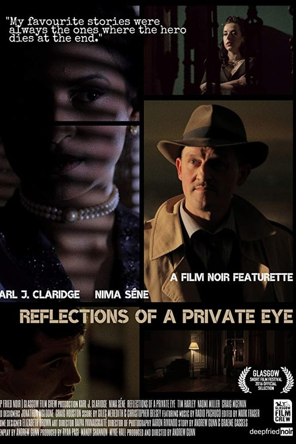 Reflections of a Private Eye