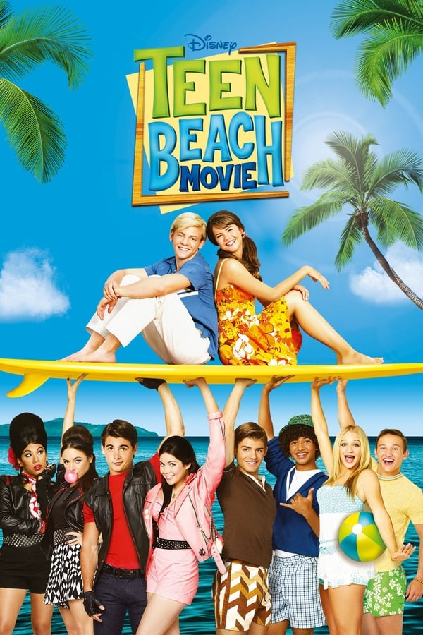 |FR| Teen Beach Movie