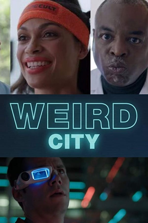 Assistir Weird City Online