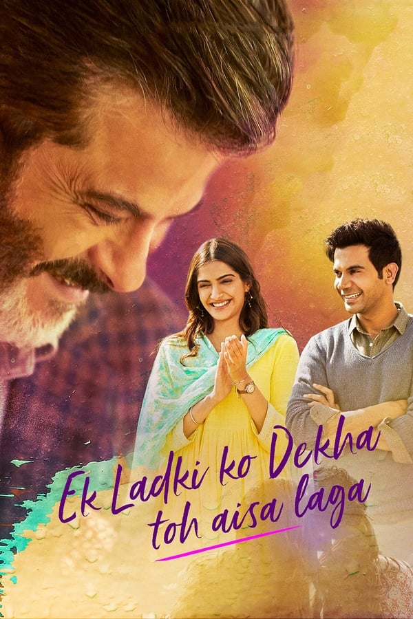Ek Ladki Ko Dekha Toh Aisa Laga (2019) Hindi | x265 NF WEB-Rip HEVC |1080p | Download | Watch Online | Direct Links | GDrive