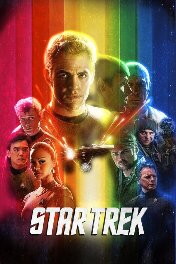 Star Trek, El Futuro Comienza (2009) 4K HDR Latino – CMHDD