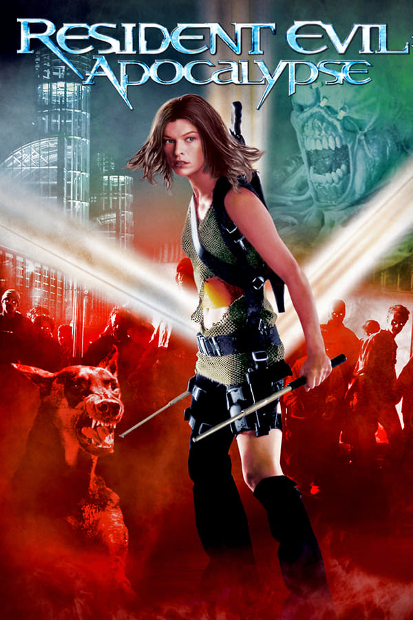 Resident Evil: Apocalypse (2004) [Hindi+English] | x265 10Bit BluRay HEVC | 1080p | 720p | 480p | Download | Watch Online | GDrive | Direct Links