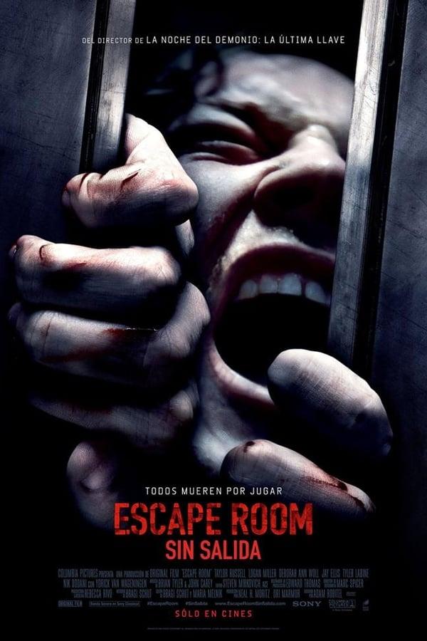 Imagen Escape Room: Sin Salida