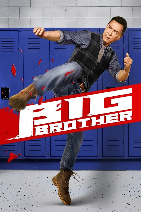 დიდი ძმა / Big Brother (Dai si hing)