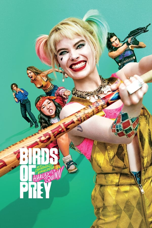 Birds of Prey (2020) [English + Hindi] Dual Audio | x264 HDCAM | 720p | 480p | Download | Watch Online | GDrive | Direct Links