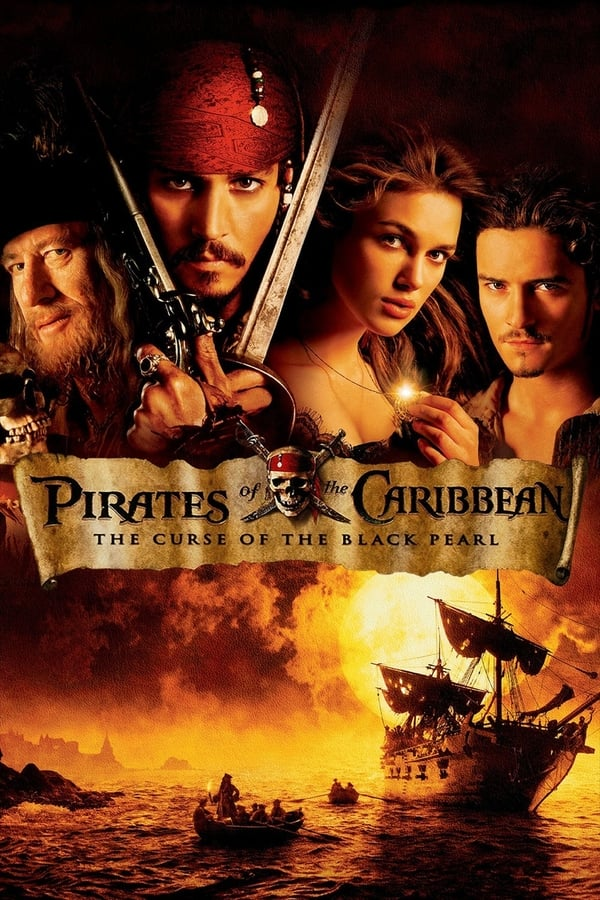 |FR| Pirates of the Caribbean: The Curse of the Black Pearl