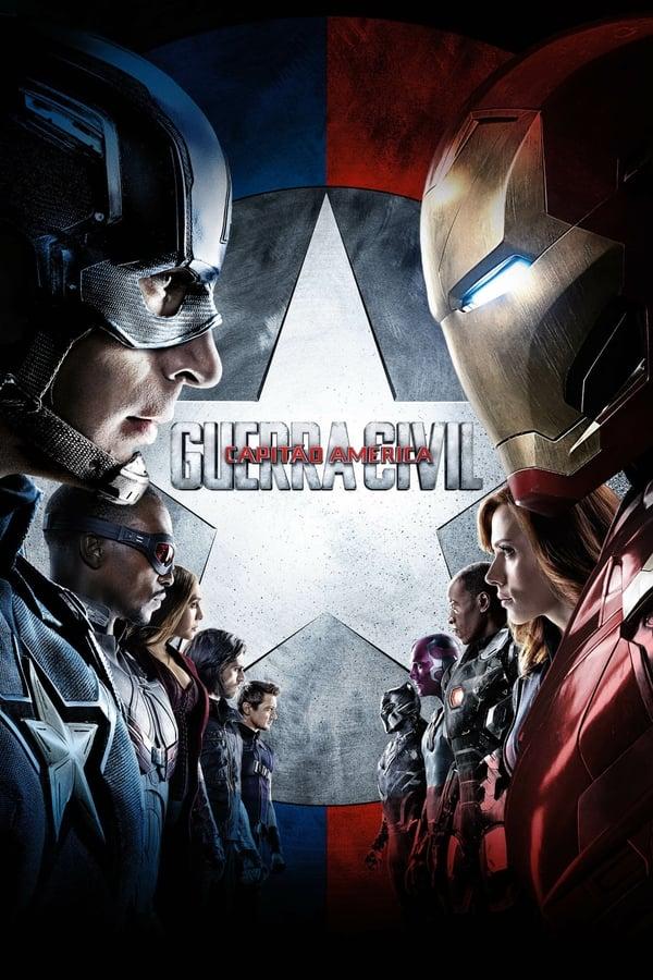 Assistir Capitão América: Guerra Civil Online