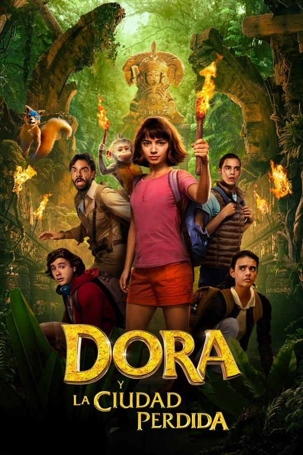 Imagen Dora y la Ciudad Perdida