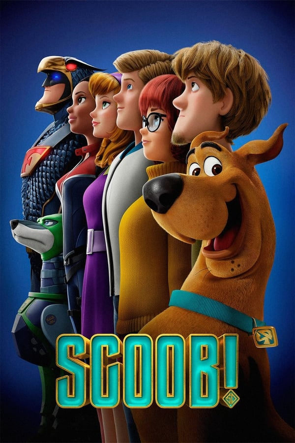 Scoob (2020) English | x264 WEB-Rip | 480p | 720p | Download | Direct Links | G Drive