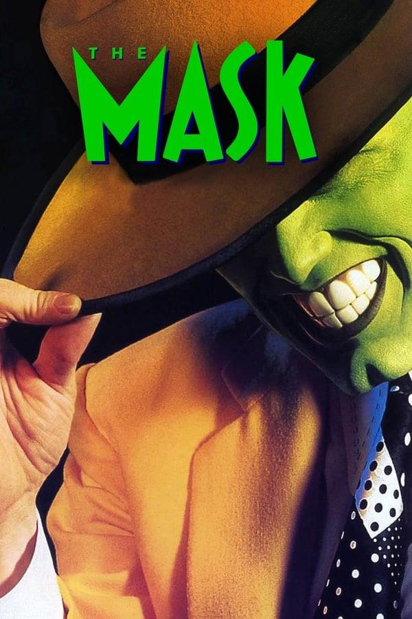 La máscara (1994) HD 1080p Latino – CMHDD