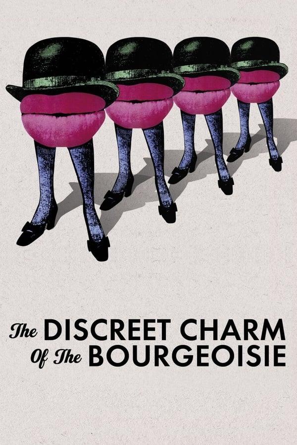 ბურჟუაზიის მოკრძალებული ხიბლი The Discreet Charm of the Bourgeoisie (Le charme discret de la bourgeoisie)