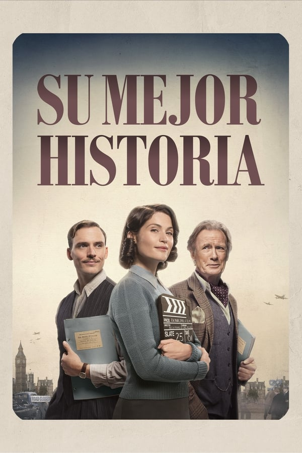 Su mejor historia (Their Finest) ()