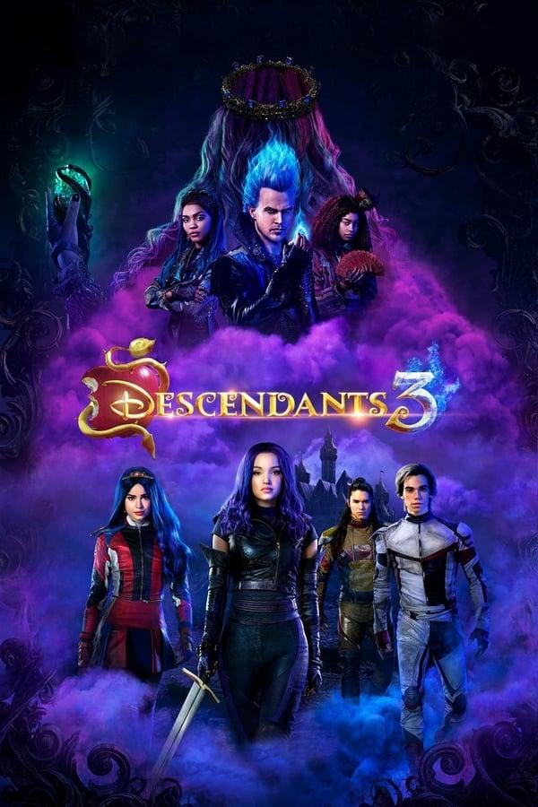 შთამომავლები 3 / Descendants 3