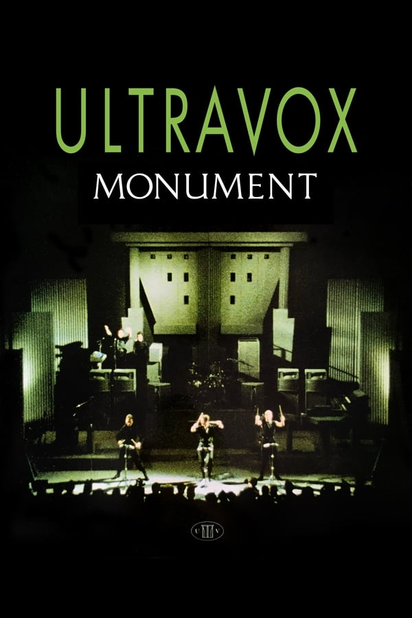 Ultravox: Monument the Soundtrack